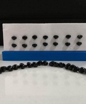 Amigurumi Siyah Vidalı Burun | 358x298